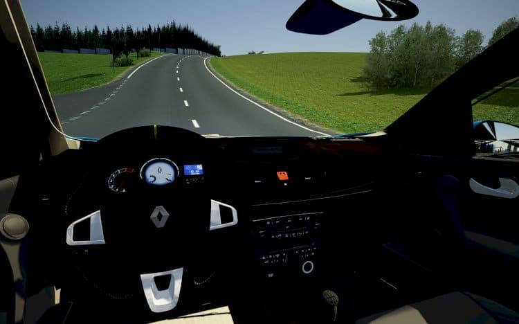Assetto Corsa Renault fluence