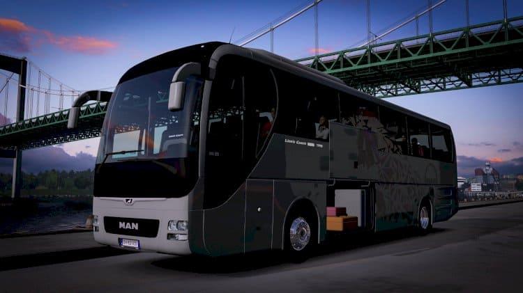 ETS 2 - Man Lion's Coach 1.38