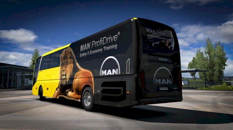 ETS 2 -Man Lion's Coach 2017 Optiview 1.38