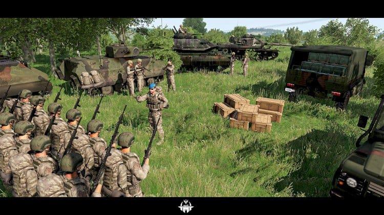 TMT - Turkish Forces V0.8.5