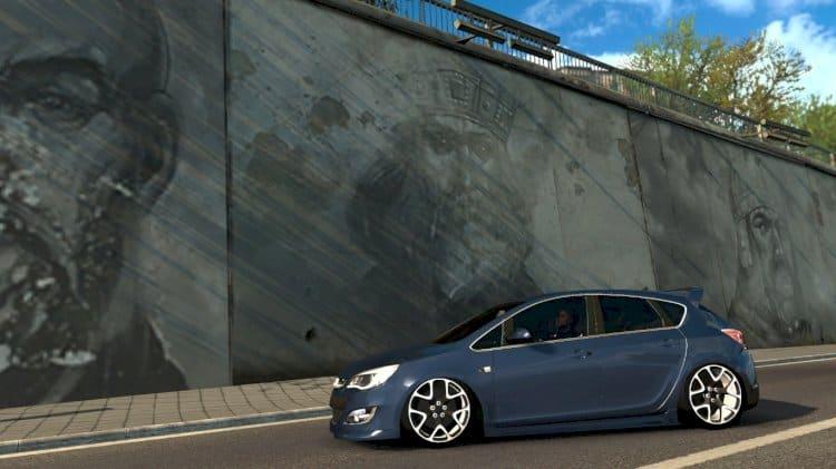 Opel Astra J |ETS2|1.38|