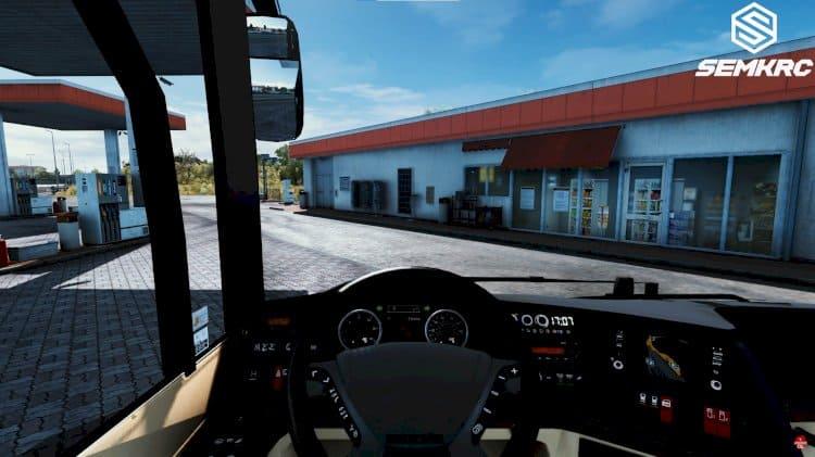 Neoplan New Tourliner Euro 6 V2  ETS2 1.38 