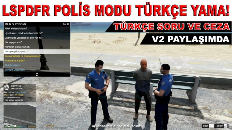 Stop The Ped Türkçe Sorular V2