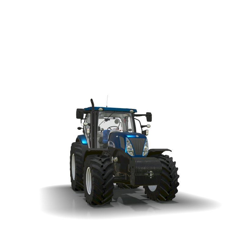 NEW HOLLAND T7000 2008-2012 SERİES