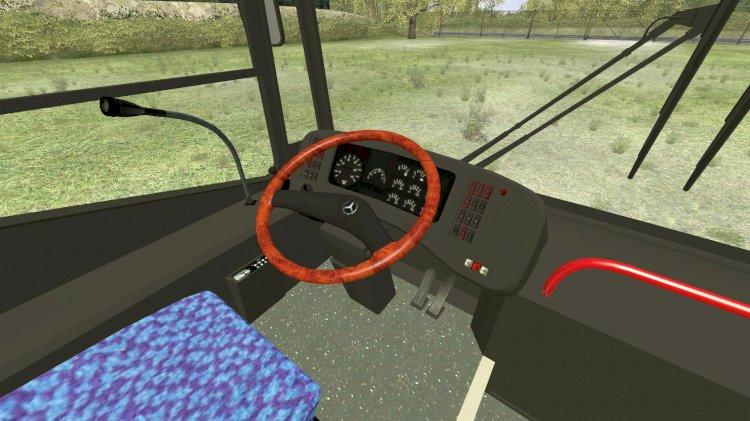 [HL2 | simfphys] Mercedes-Benz O345 City Bus | Mercedes-Benz O345 İETT Otobüsü