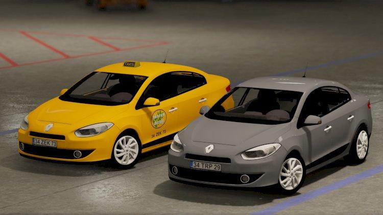 Renault fluence phase I paket ⭐