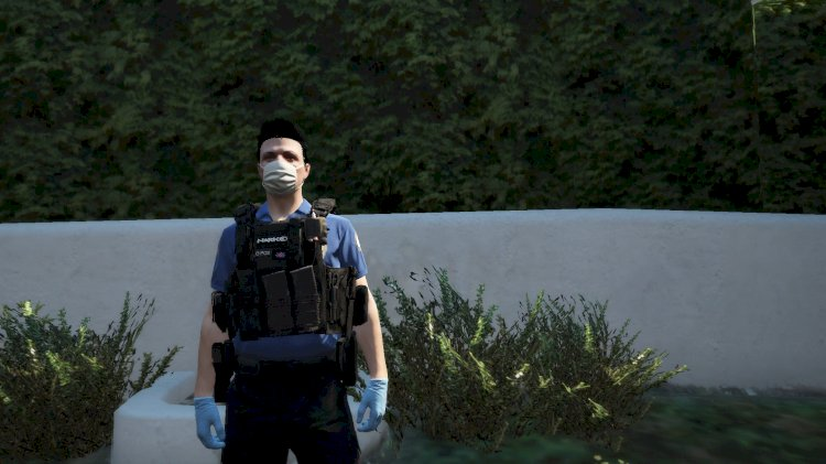 Narcotic Armor Pack