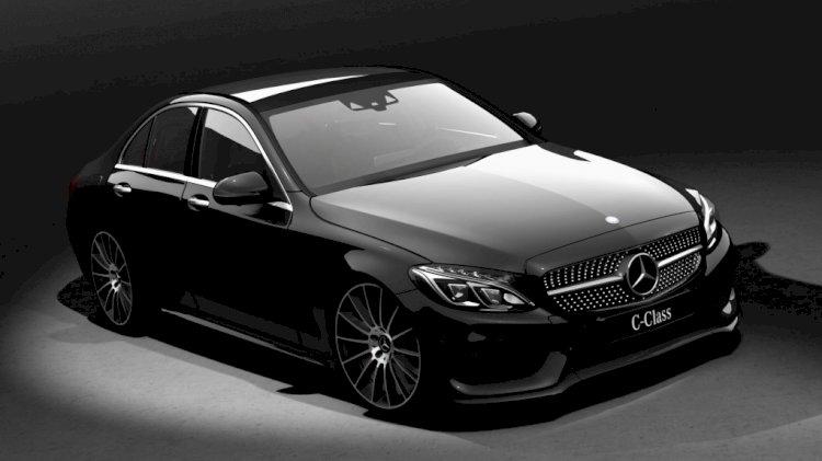 Mercedes-Benz C-Class W205 AMG Sedan   ACTR ⭐