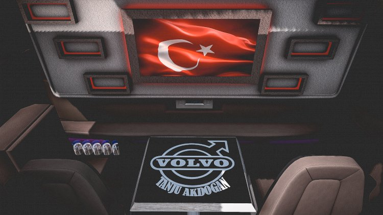 Tanju Akdogan Volvo FH 16 540 V3 (1.39)