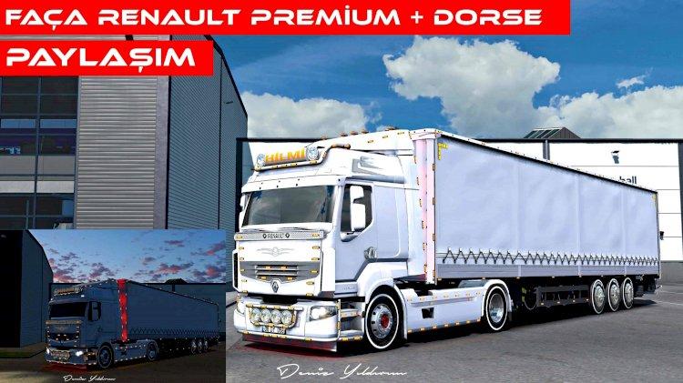 ETS 2 | Renault Premium & Dorse PAYLAŞIM
