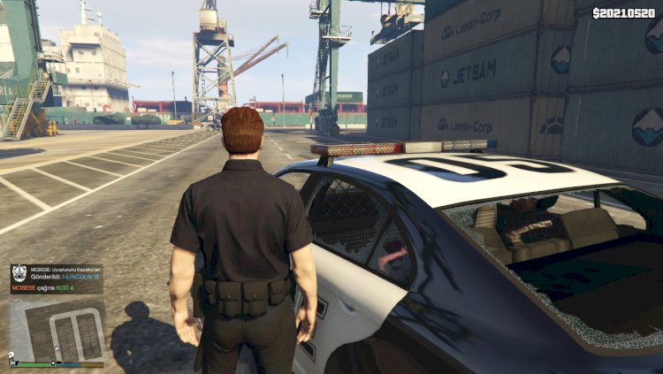LSPDFR Traffic Policer Türkçe Yama