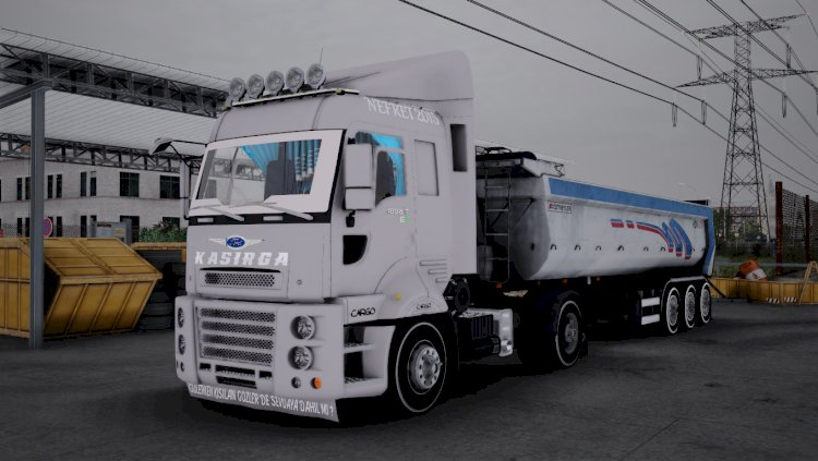 Ford Cargo 1838T 3238C 3238S