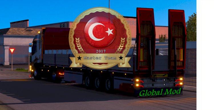 Master Team Global Mod - ETS 2 - TMP - 1.39/1.40