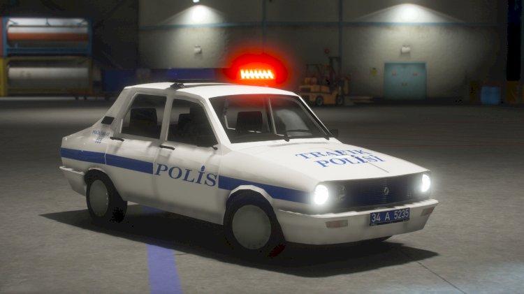Renault toros Polis araci [ELS - REPLACE] ⭐