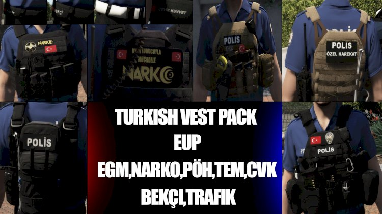 Turkish Vest Pack [EUP]