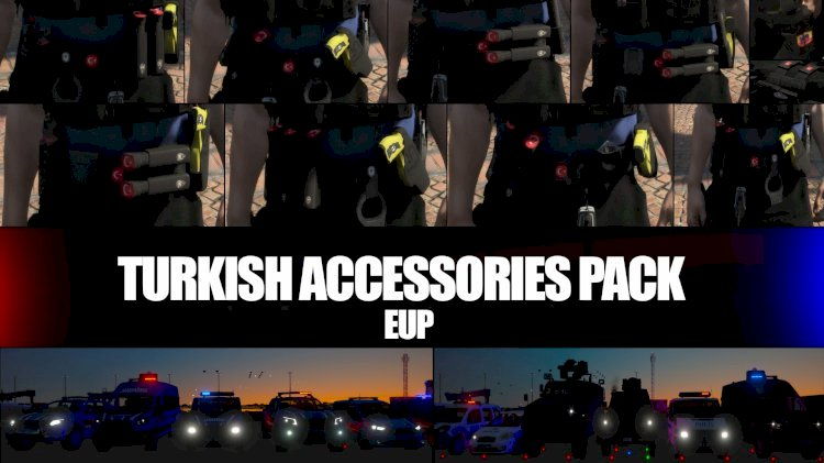 Turkish Accessories Pack [EUP]