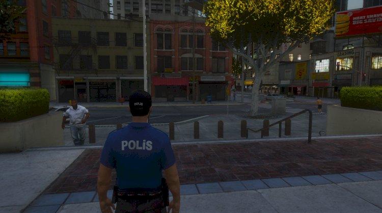 Turkish Police Uniform