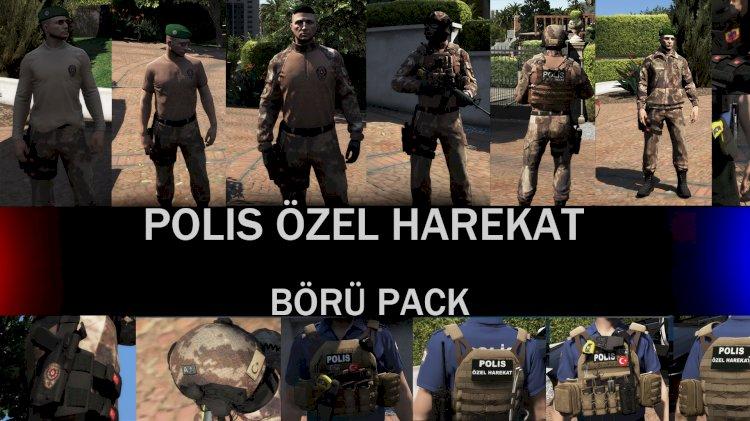 Polis Özel Harekat Börü Pack [EUP]