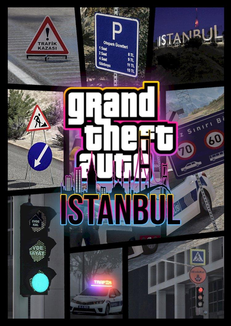 GTA İstanbul V2 [OIV] ⭐