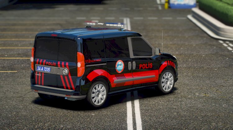 2015 Opel Combo Yunus Polis [Kaplama]