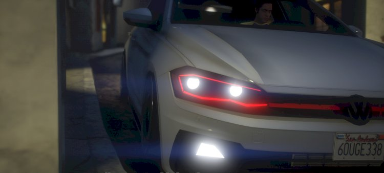 Volkswagen Polo  2018 [Add-On | Lowrider]