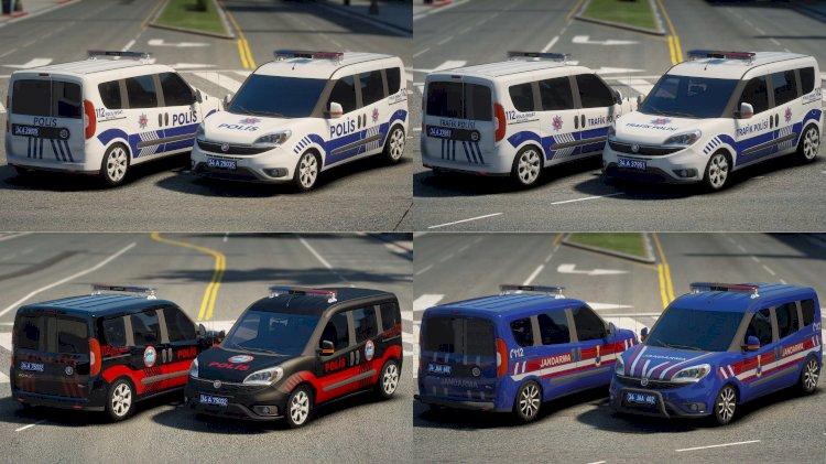 2020 Fiat Doblo Paket [Kaplama]