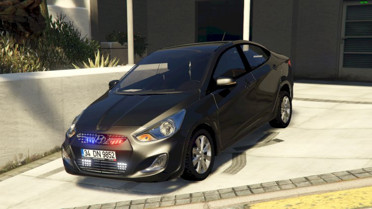 Accent Blue - Unmarked [ELS]