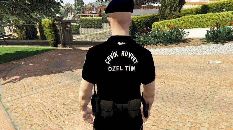 Turkish Riot Police [EUP]