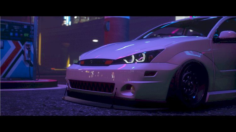 Ford Focus AMG (Addon / Ses)