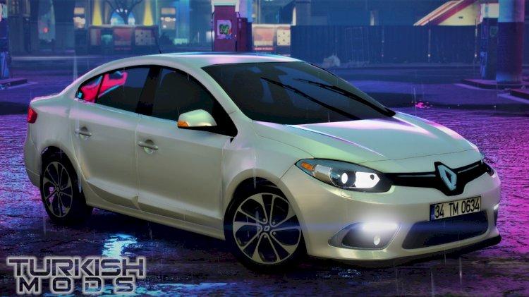 Renault Fluence Turkish Mods Spec V2  [Addon | OIV]