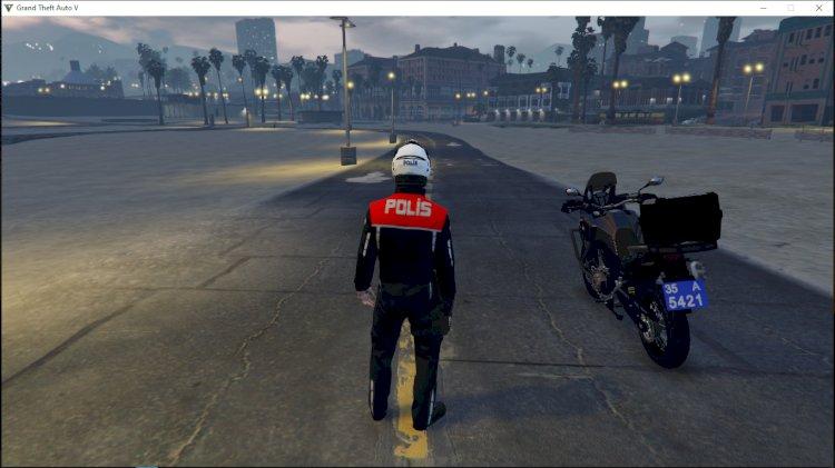 Yunus Polisi Kışlık [EUP]