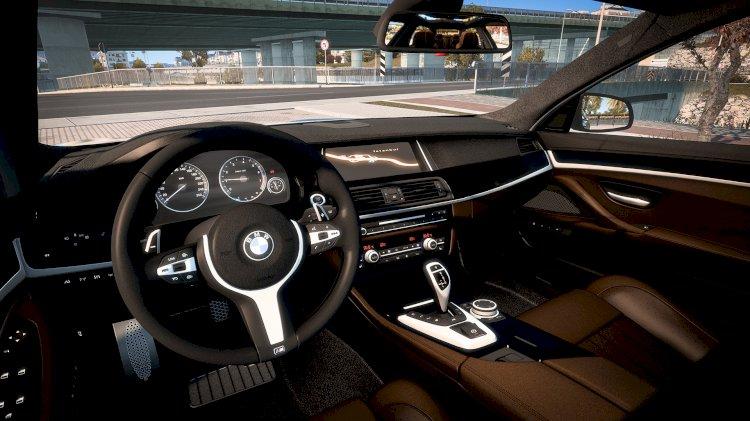 BMW 5 Series F10 MSport [1.40]