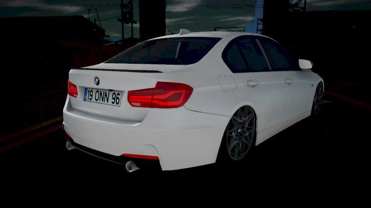 BMW 3 Series F30 MSport