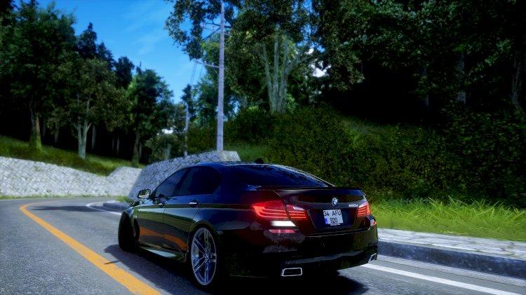 AssettoTR BMW 5 Series F10 M-Sport