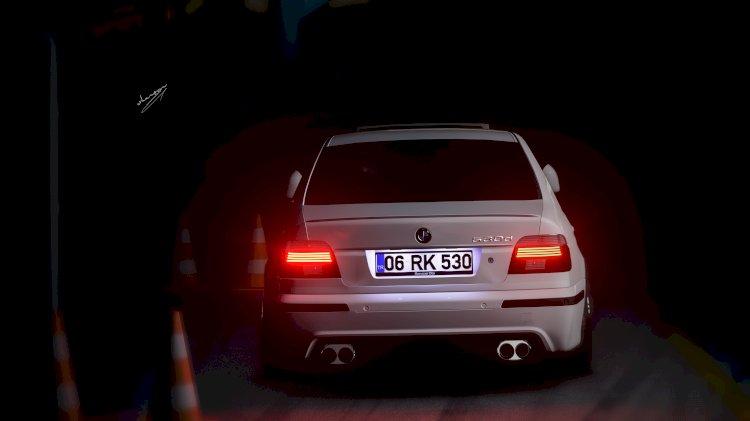 Assetto Corsa BMW 5-Series E39 M-Tech⭐