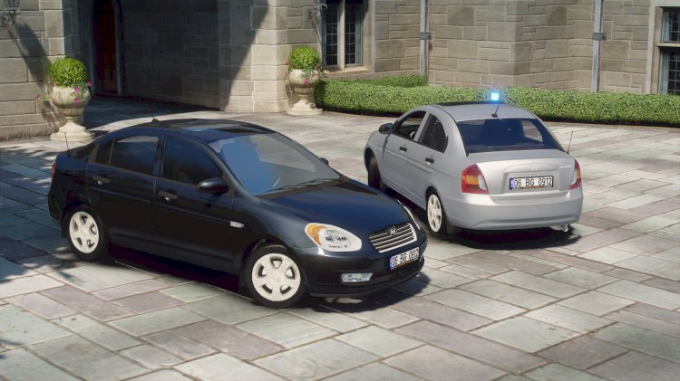 Hyundai Accent Era Sivil [ELS]